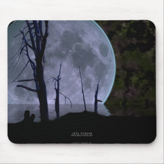 October's Influence Mouse Pads