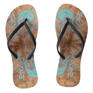 Octopads Flip Flops