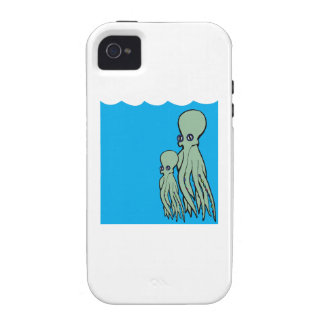 Octopi iPhone 4/4S Covers