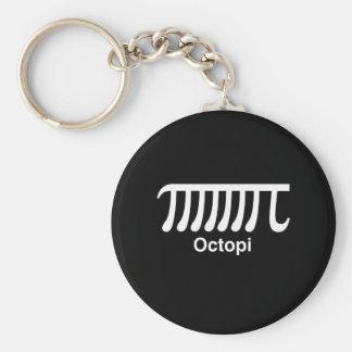 Octopi Key Ring