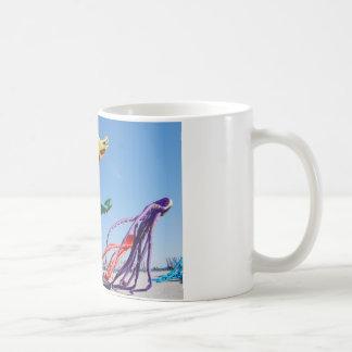 Octopi Kites Coffee Mug