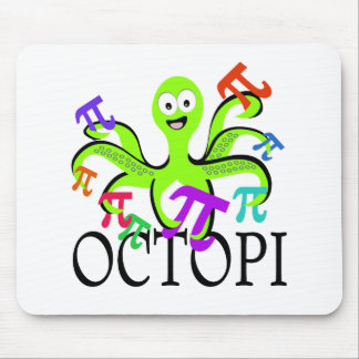 Octopi Mouse Pad