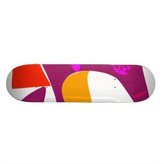Octopus 3 19.7 cm skateboard deck