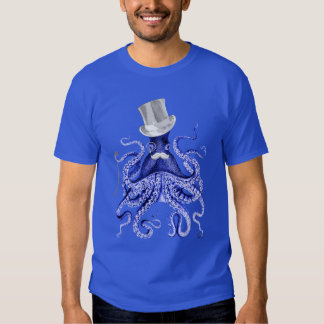 Octopus About Town Tee Shirt