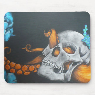 Octopus Accessories Pad Mouse Mat