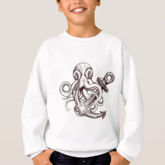 Octopus Anchor Sweatshirt