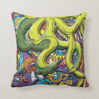 Octopus Attack Cushion