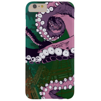 Octopus attacks Japan! Barely There iPhone 6 Plus Case
