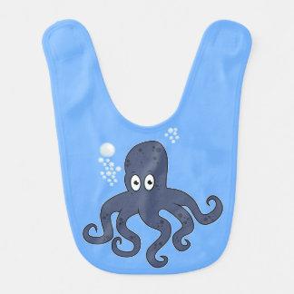 Octopus Baby Bibs