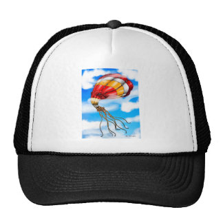 Octopus Balloon Cap