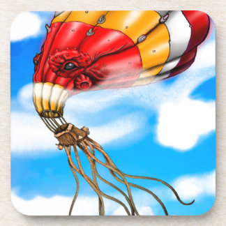 Octopus Balloon Coaster