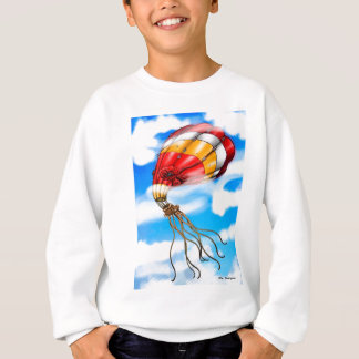 Octopus Balloon Sweatshirt