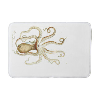 Octopus Bathmat