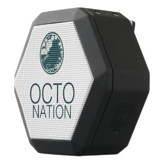 Octopus! Black Bluetooth Speaker
