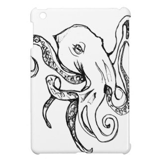 Octopus BLACK Cover For The iPad Mini
