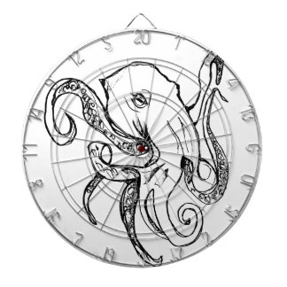 Octopus BLACK Dartboard