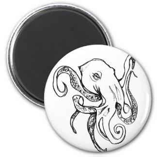 Octopus BLACK Magnet