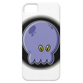 Octopus blue barely there iPhone 5 case
