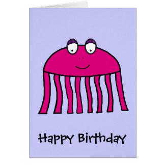Octopus Greeting Card