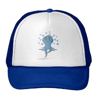 octopus cartoon hat
