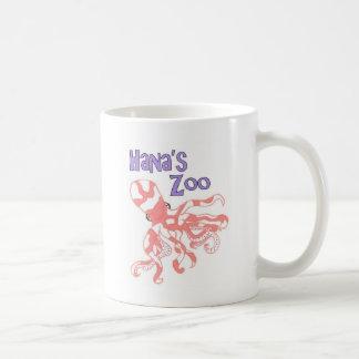Octopus Coffee Mug