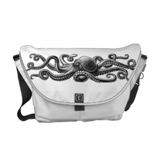 Octopus Commuter Bag