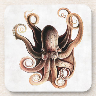 Octopus Cork Coaster