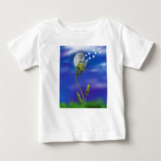 Octopus Dreams Baby T-Shirt