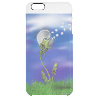 Octopus Dreams Clear iPhone 6 Plus Case