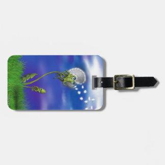 Octopus Dreams Luggage Tag