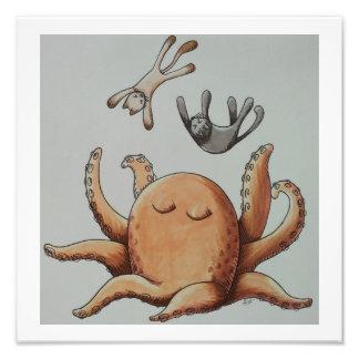 Octopus Dreams Photo Art