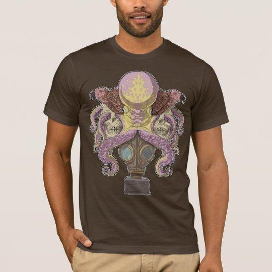 Octopus Emblem T-Shirt
