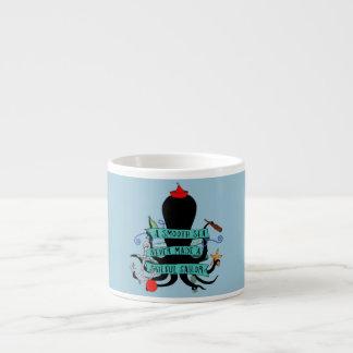 Octopus Espresso Mug