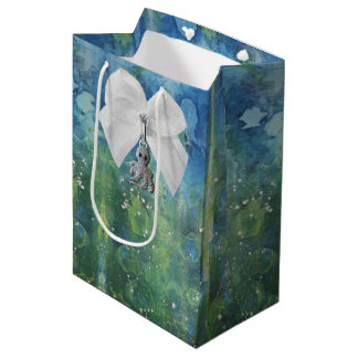 Octopus Garden Medium Gift Bag