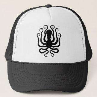 Octopus, Greek relief design Trucker Hat