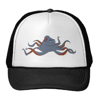 Octopus Hats