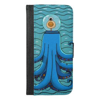 Octopus iPhone 6/6s Plus Wallet Case