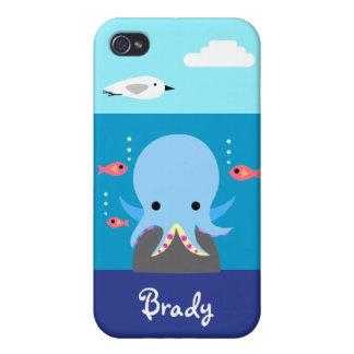 Octopus iPhone case iPhone 4 Case