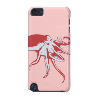 Octopus iPod Touch 5G Cases