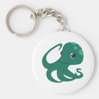 Octopus Key Ring
