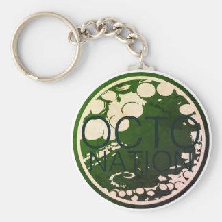 Octopus! Key Ring