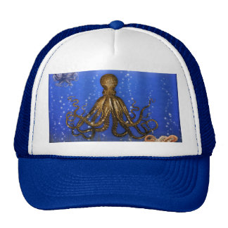 Octopus' Lair - Colorful Hats