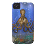 Octopus' Lair - Colourful iPhone 4 Cases