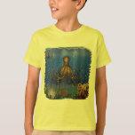 Octopus' Lair - Colourful Tee Shirt