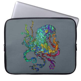 Octopus Laptop Sleeve 15 Inch