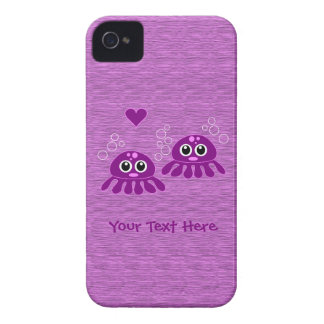 Octopus Love custom Blackberry Bold case