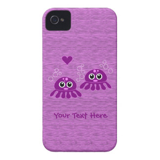 Octopus Love custom iPhone 4 Case-Mate