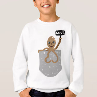 Octopus love sweatshirt