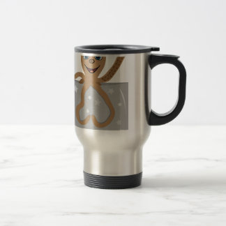 Octopus love travel mug