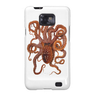 Octopus Macropus Atlantic White Spotted Octopus Samsung Galaxy S Case